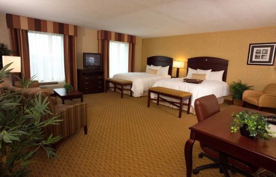 Suite Hampton Inn - Suites Jacksonville-Airport