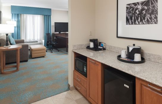 Bar hotelowy Hampton Inn - Suites St Louis at Forest Park