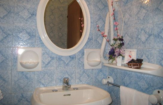 Bathroom Albergo Boomerang