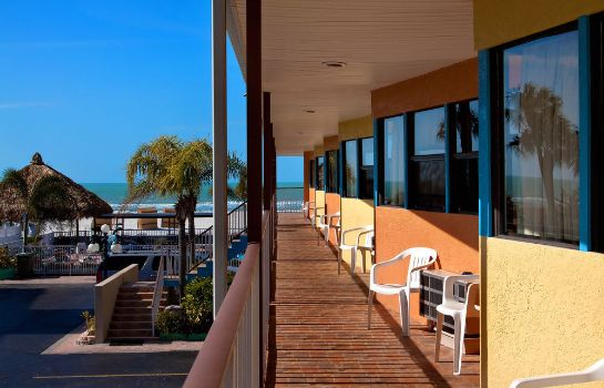 Vista all'interno Plaza Beach Hotel Beachfront Resort