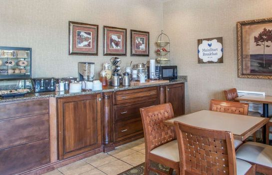Restauracja MainStay Suites St. Robert - Fort Leonard Wood