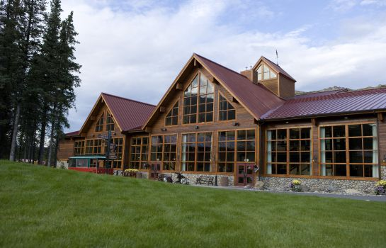 Exterior view DENALI PRINCESS LODGE