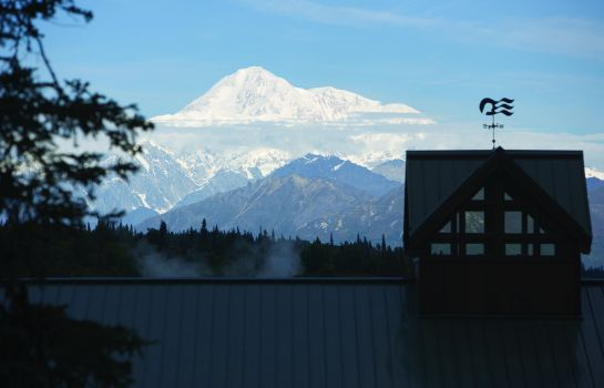 Vista exterior Mt. McKinley Princess Wilderness Lodge