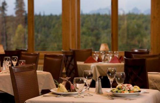 Restaurante Mt. McKinley Princess Wilderness Lodge