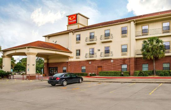 Außenansicht Econo Lodge Inn & Suites Beaumont