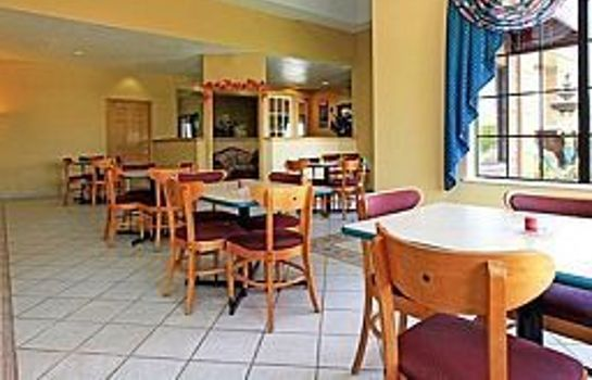 Restaurant Econo Lodge Houston Hobby