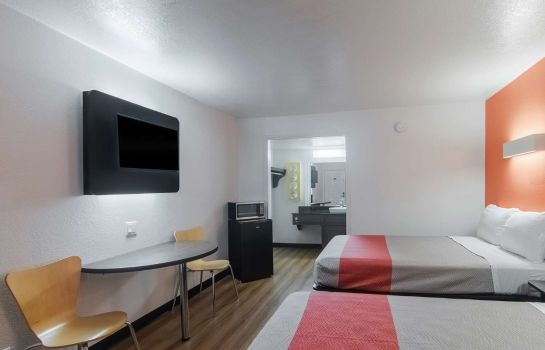 Chambre Motel 6 Paris