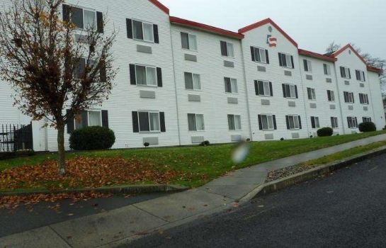 Vista exterior INN AMERICA LEWISTON