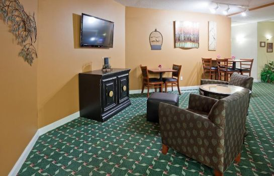 Hotel bar GrandStay Residential Suites Hotel- Saint Cloud