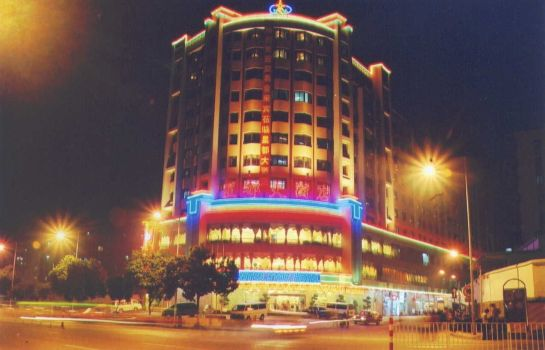 Exterior view UNITED STAR BUSINESS HOTEL