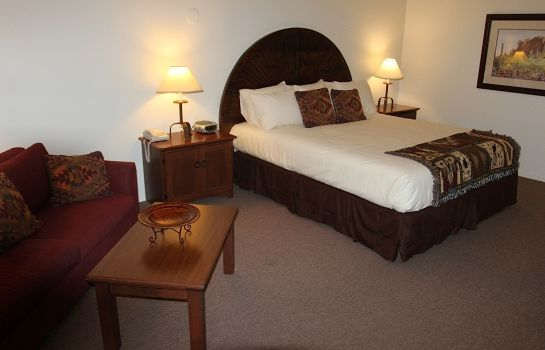 Chambre TICABOO LODGE LAKE POWELL