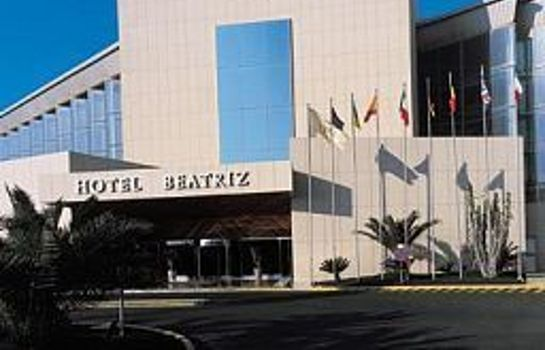 Exterior view Beatriz Costa & Spa