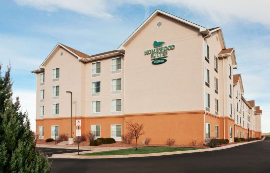 Außenansicht Homewood Suites by Hilton  Colorado Springs Airport
