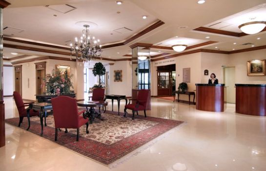 Hotelhalle Crowne Plaza EXECUTIVE CENTER BATON ROUGE