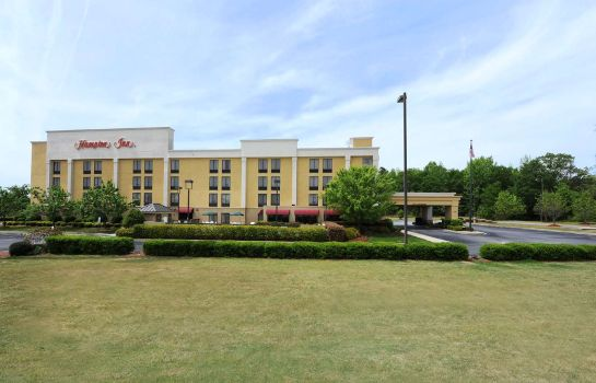 Außenansicht Hampton Inn Spartanburg-North I-85