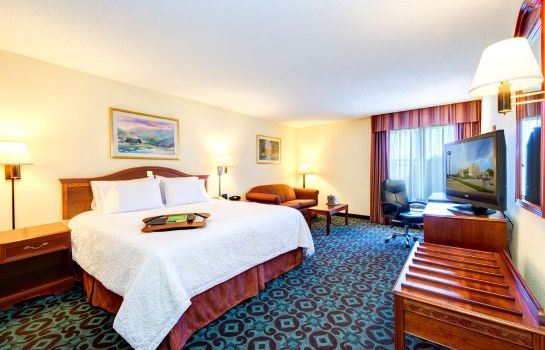 Zimmer Hampton Inn Spartanburg-North I-85