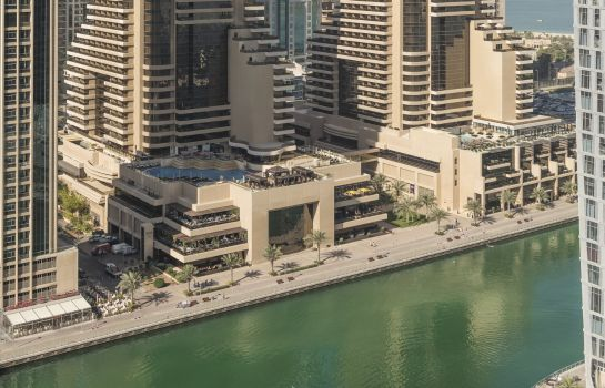 Buitenaanzicht Grosvenor House a Luxury Collection Hotel Dubai