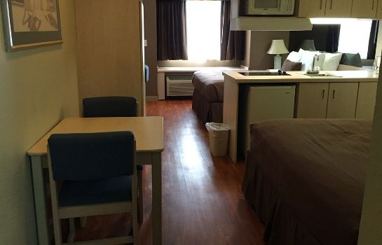 chambre standard Quality Inn & Suites Myrtle Beach