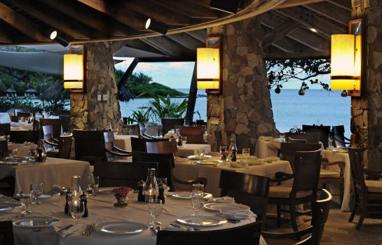 Restaurante ROSEWOOD LITTLE DIX BAY