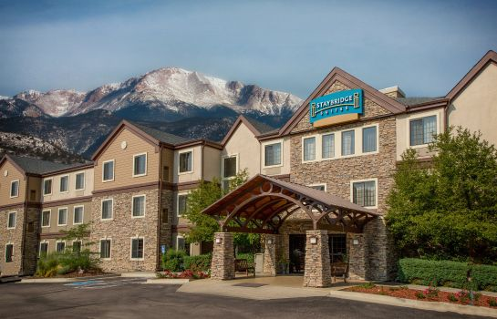 Außenansicht Staybridge Suites COLORADO SPRINGS NORTH