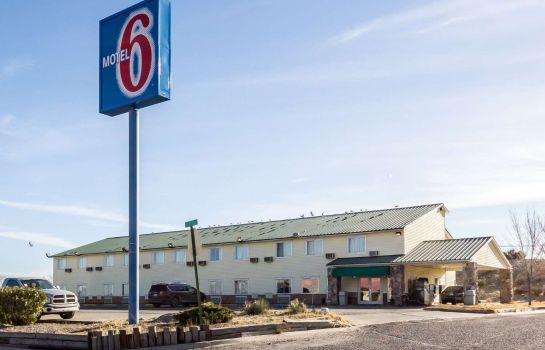 Vista exterior Motel 6 Truth or Consequences