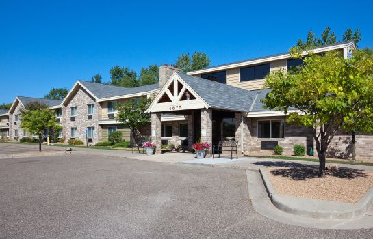 Außenansicht AmericInn Lodge and Suites White Bear Lake St. Paul