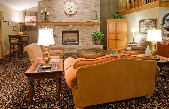 Hotelhalle AmericInn Lodge and Suites White Bear Lake St. Paul