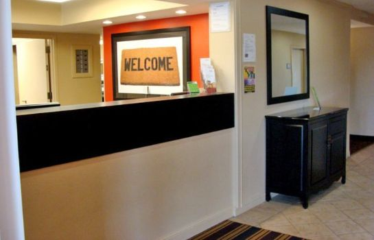 Hall de l'hôtel Extended Stay America East Rut