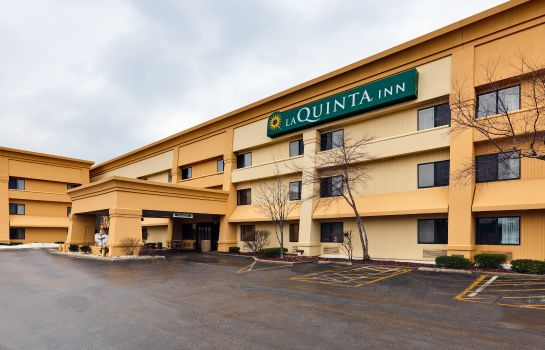 Buitenaanzicht La Quinta Inn Chicago Willowbrook