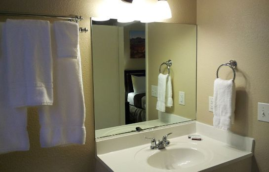 Bagno in camera The INN at St. George