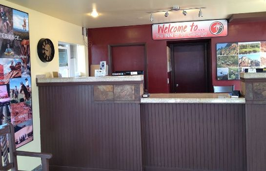 Reception The INN at St. George
