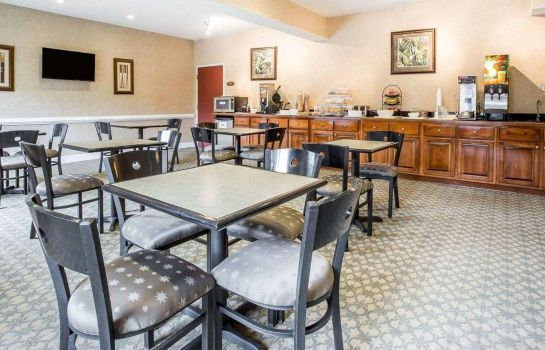 Restauracja Econo Lodge  Inn & Suites
