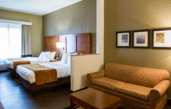 Camera Comfort Suites South