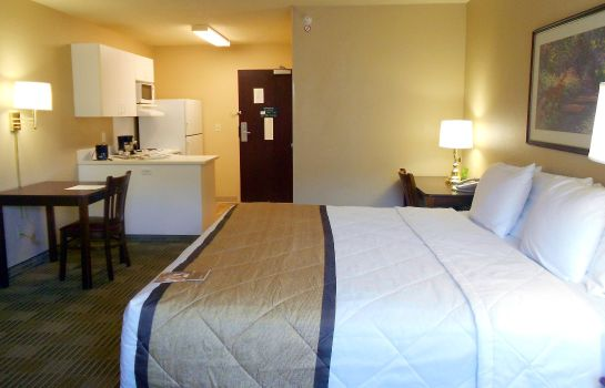 Chambre Extended Stay America Champaig