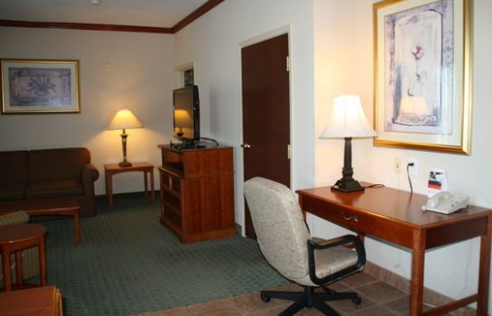 Suite BEST WESTERN PLUS WOODWAY WACO S INN