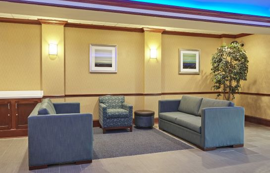 Hotelhalle Holiday Inn Express & Suites GRAND RAPIDS - SOUTH