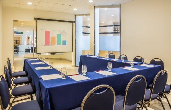 Conference room FIESTA INN AGUASCALIENTES