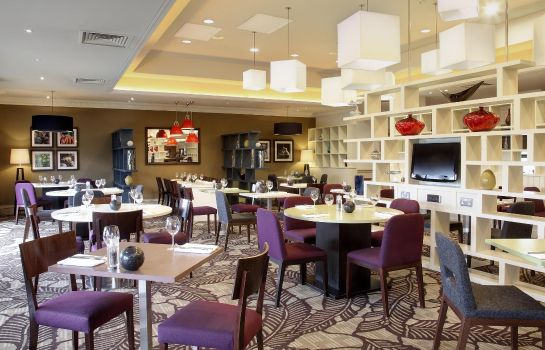 Restaurant DoubleTree by Hilton Edinburgh Airport