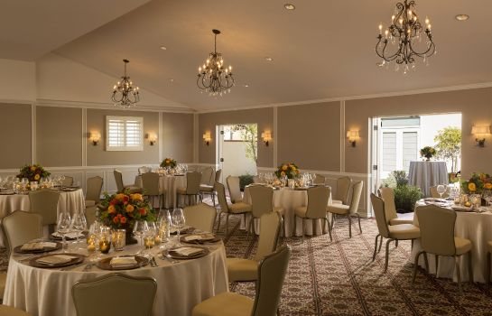 Sala de reuniones The Inn at Rancho Santa Fe a Tribute Portfolio Resort & Spa