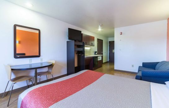 Kamers MICROTEL HURON-CEDAR POINT