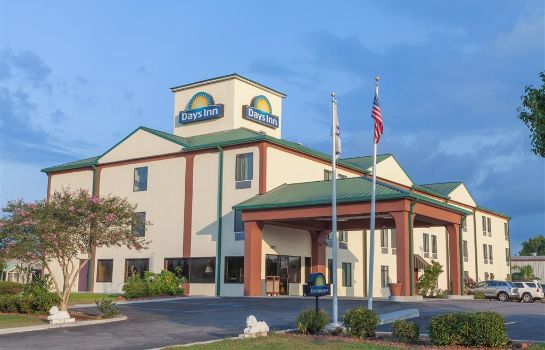 Vista esterna DAYS INN LAPLACE