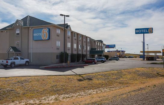 Exterior view MOTEL 6 BERNALILLO