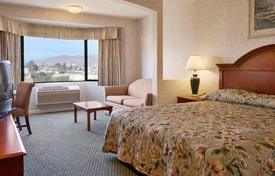 Room RAMADA SAN BRUNO SFO AIRPORT