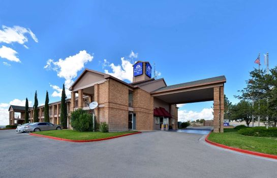 Außenansicht Americas Best Value Inn-Anthony/El Paso West