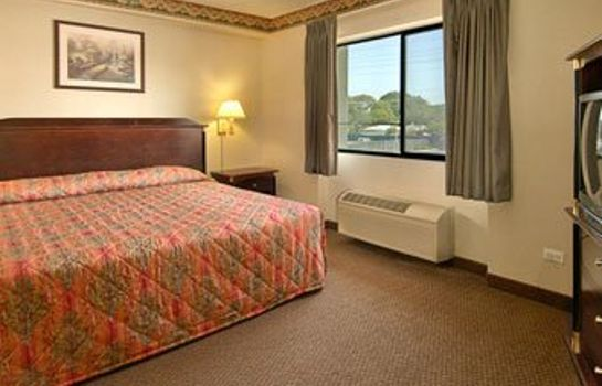 Chambre Super 8 Franklin PK
