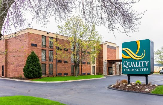 Vista exterior Quality Inn & Suites Arden Hills - Saint Paul North