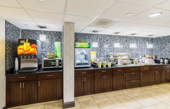 Restaurante Quality Inn & Suites Arden Hills - Saint Paul North