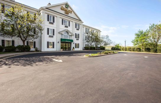 Vista esterna Quality Inn Kingsport