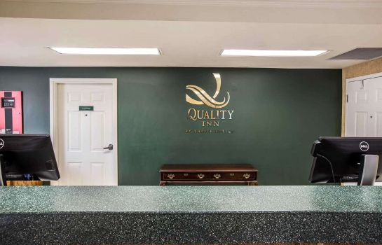 Hall Quality Inn Kingsport