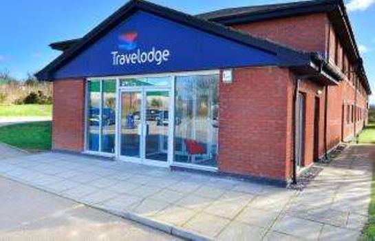 Exterior view TRAVELODGE ABERDEEN BUCKSBURN